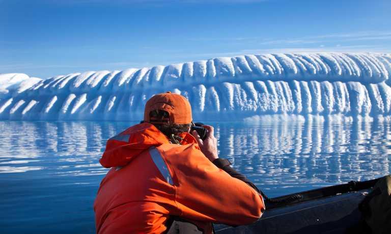 Fly & Cruise The Antarctic Circle